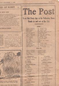 The Sydney Post_Cape Breton 1920-Pick Up Spots_Sydney_Cape Breton