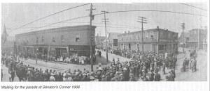 Senator's Corner Parade 1908_Glace Bay_CapeBreton