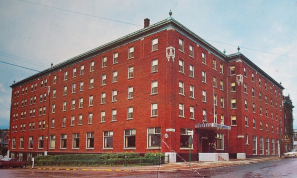 The Isle Royale Hotel Sydney Cape Breton Nova Scotia