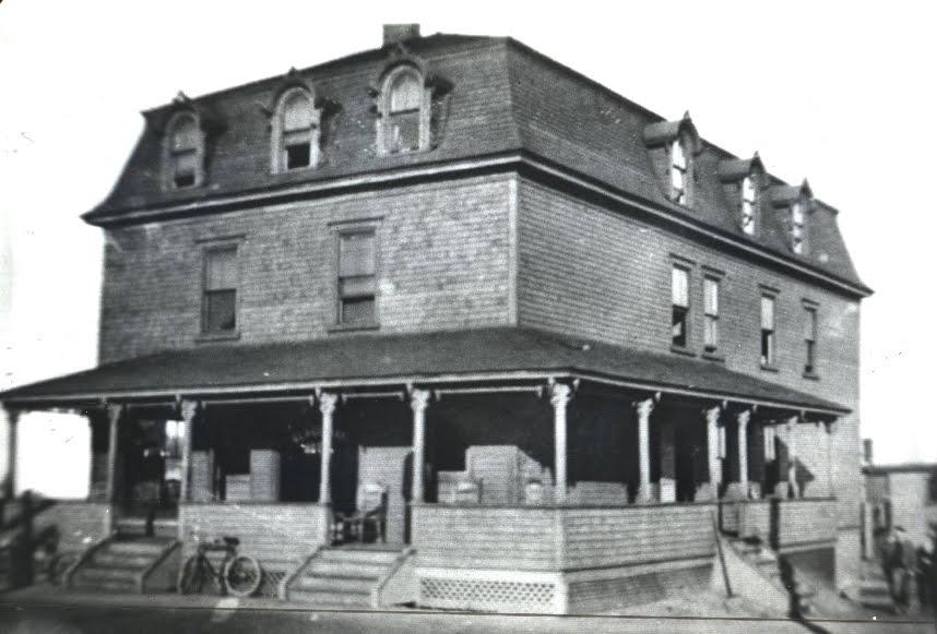 old glace bay hotel cape breton destroyed by fire 1921. Black Bedroom Furniture Sets. Home Design Ideas