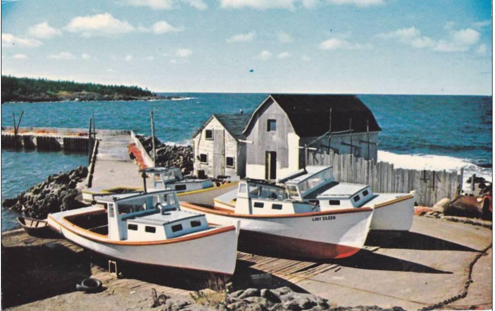 Cape breton nova scotia old photos and memories of cape for Nova scotia fishing